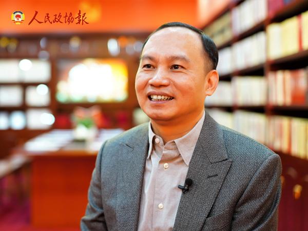 张汉龙:党建为企业聚能量 企业与国家共命运